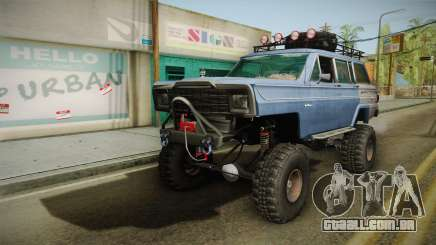 Jeep Wagoneer Off Road para GTA San Andreas