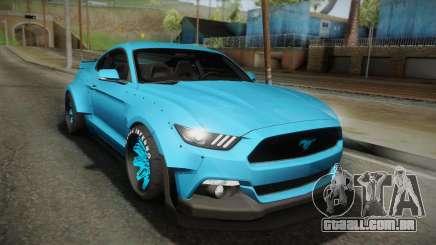 Ford Mustang GT Premium HPE750 Boss para GTA San Andreas