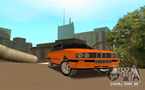 BMW E 30 para GTA San Andreas