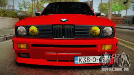 BMW 3 Series E30 Touring 3.8 BiTurbo para GTA San Andreas