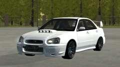 Subaru Impreza WRX STi Remastered