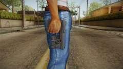 Metal Gear Solid 4 - MK23 Socom