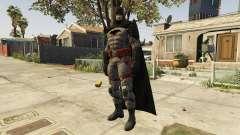 BAK Flashpoint Batman