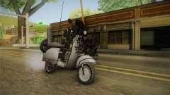 GTA 5 Pegassi Faggio Extreme Tuning v2 para GTA San Andreas