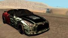 Nissan GTR R35 GTR CLAN