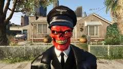 The Red Skull para GTA 5