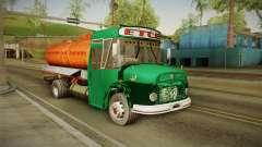 1114 (Bus) Recortado a Camion para GTA San Andreas