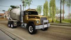 Mack RD690 Cement 1992 v1.0 para GTA San Andreas
