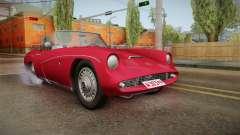 FSO Syrena Sport 2.0 1960