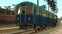 ST_M Metrovagon tipo de Ouriço