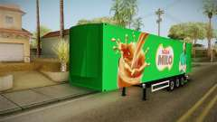 Nestle Milo Trailer para GTA San Andreas