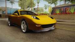 Driver: PL - MX2000 para GTA San Andreas