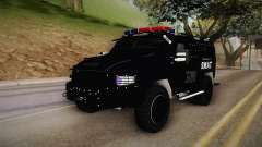 New Enforcer para GTA San Andreas