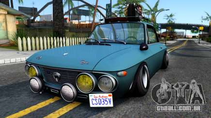 Lancia Fulvia para GTA San Andreas