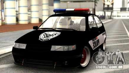 VAZ 2112 POLÍCIA para GTA San Andreas