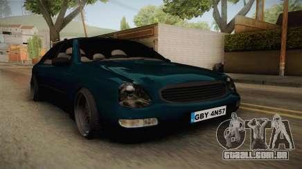 Ford Scorpio Mk2 V8 para GTA San Andreas