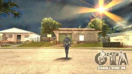 Mortos Effect 2 é um Ninja para GTA San Andreas