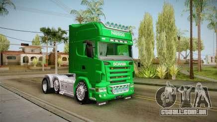 Scania R620 Nestle Milo para GTA San Andreas