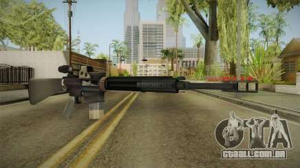 Battlefield 4 - MK11 para GTA San Andreas