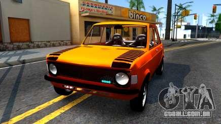 Fiat 128 v3 para GTA San Andreas