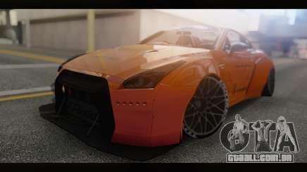 2015 Nissan GT-R R35 Liberty para GTA San Andreas