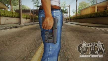 Metal Gear Solid 4 - MK23 Socom para GTA San Andreas