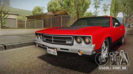 GTA 5 Declasse Sabre GT SA Style para GTA San Andreas