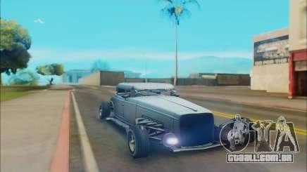 Rat Rod Custom para GTA San Andreas