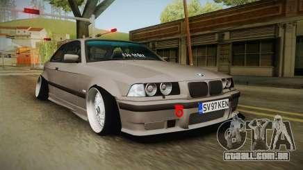 BMW 3 Series E36 ORDER para GTA San Andreas