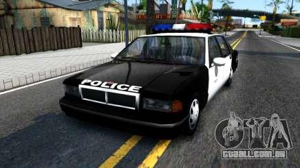 Declasse Premier LSPD para GTA San Andreas