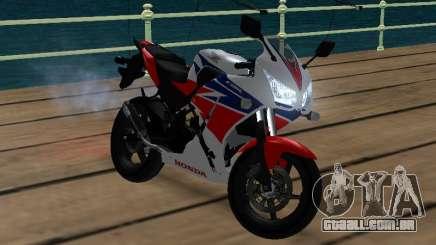 Honda CBR300R V.1 para GTA San Andreas