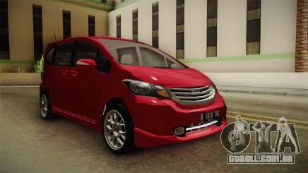 Honda Freed 2014 para GTA San Andreas