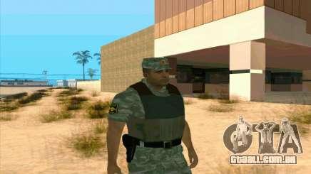 Um Motim Policial para GTA San Andreas