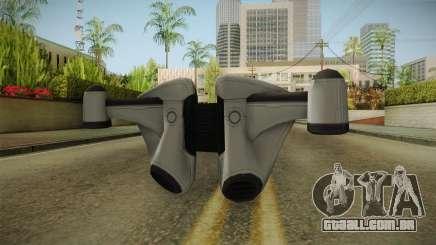 The Sims 3 DLC Into The Future - Secord X-7 para GTA San Andreas