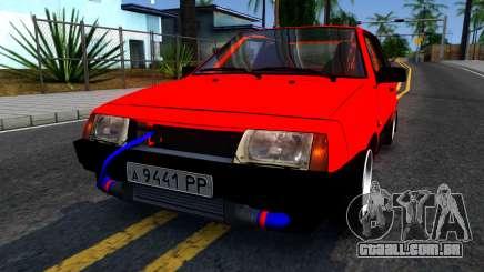 VAZ 2108 de Arraste para GTA San Andreas