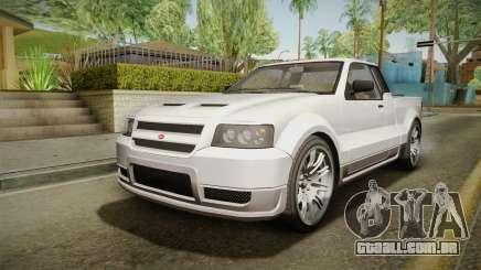 GTA 5 Vapid Contender 4 (5) IVF para GTA San Andreas