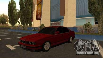 BMW E34 para GTA San Andreas