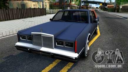 Lincoln Town Car 1981 para GTA San Andreas
