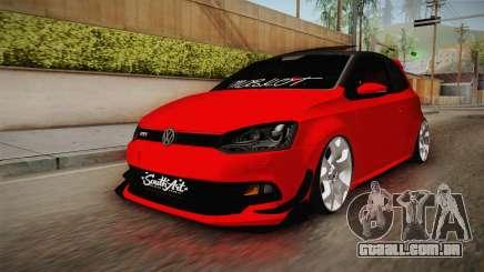Volkswagen Polo Maskot para GTA San Andreas
