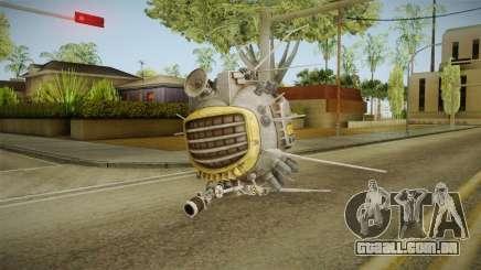 Fallout New Vegas - ED-E v3 para GTA San Andreas