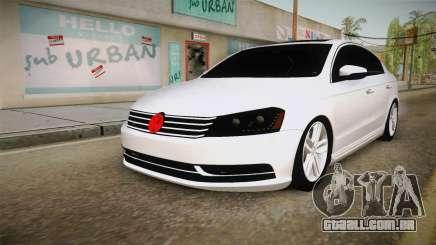 Volkswagen Passat 2011 Beta para GTA San Andreas
