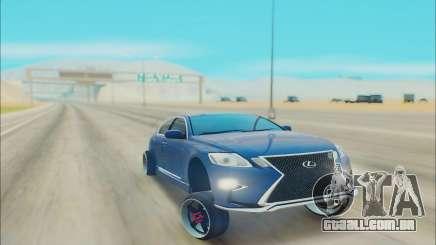 LEXUS GS 450 para GTA San Andreas