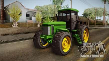 GTA 5 Stanley Fieldmaster IVF para GTA San Andreas