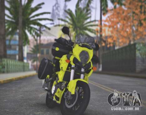 SUZUKI V-STROM 1000 para GTA San Andreas