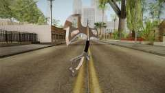 Chromed Battle Axe para GTA San Andreas