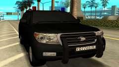 Toyota LC 200 ФСБ para GTA San Andreas