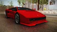 GTA 5 Pegassi Infernus Classic SA Style