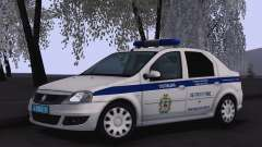 Renault Logan para Moi. para GTA San Andreas