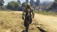 Connor Kenway Assassins Creed 3 para GTA 5