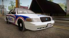Ford Crown Victoria 2010 London, Ontario PD para GTA San Andreas